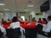 Reunión en la Aduana Principal de San Antonio del Táchira