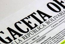 Gaceta Oficial nuevo arancel aduanas