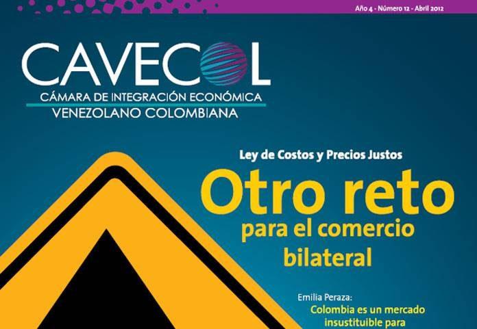 Revista CAVECOL No. 12