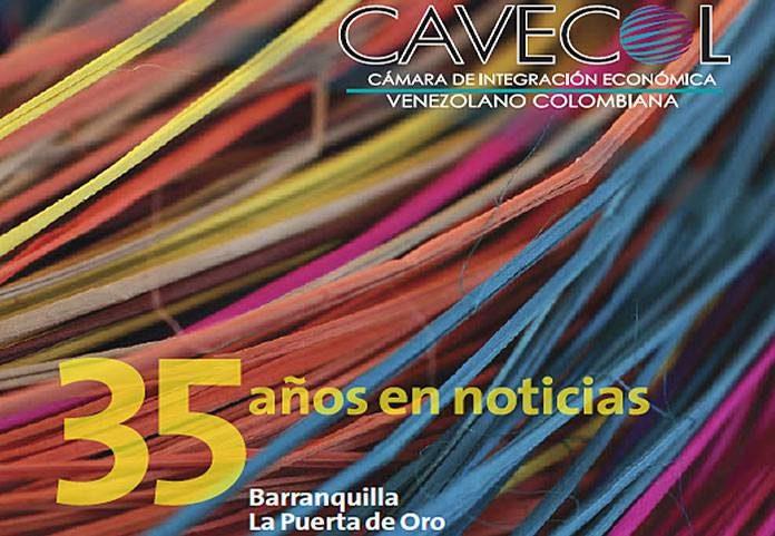 Portada Revista CAVECOL No. 15