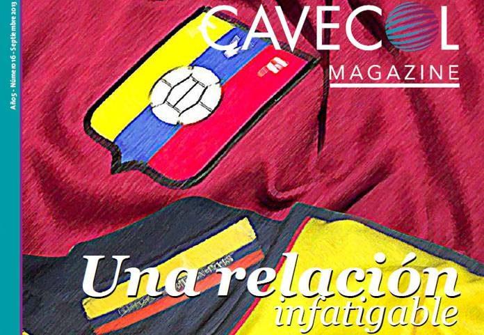 Magazine CAVECOL No. 16