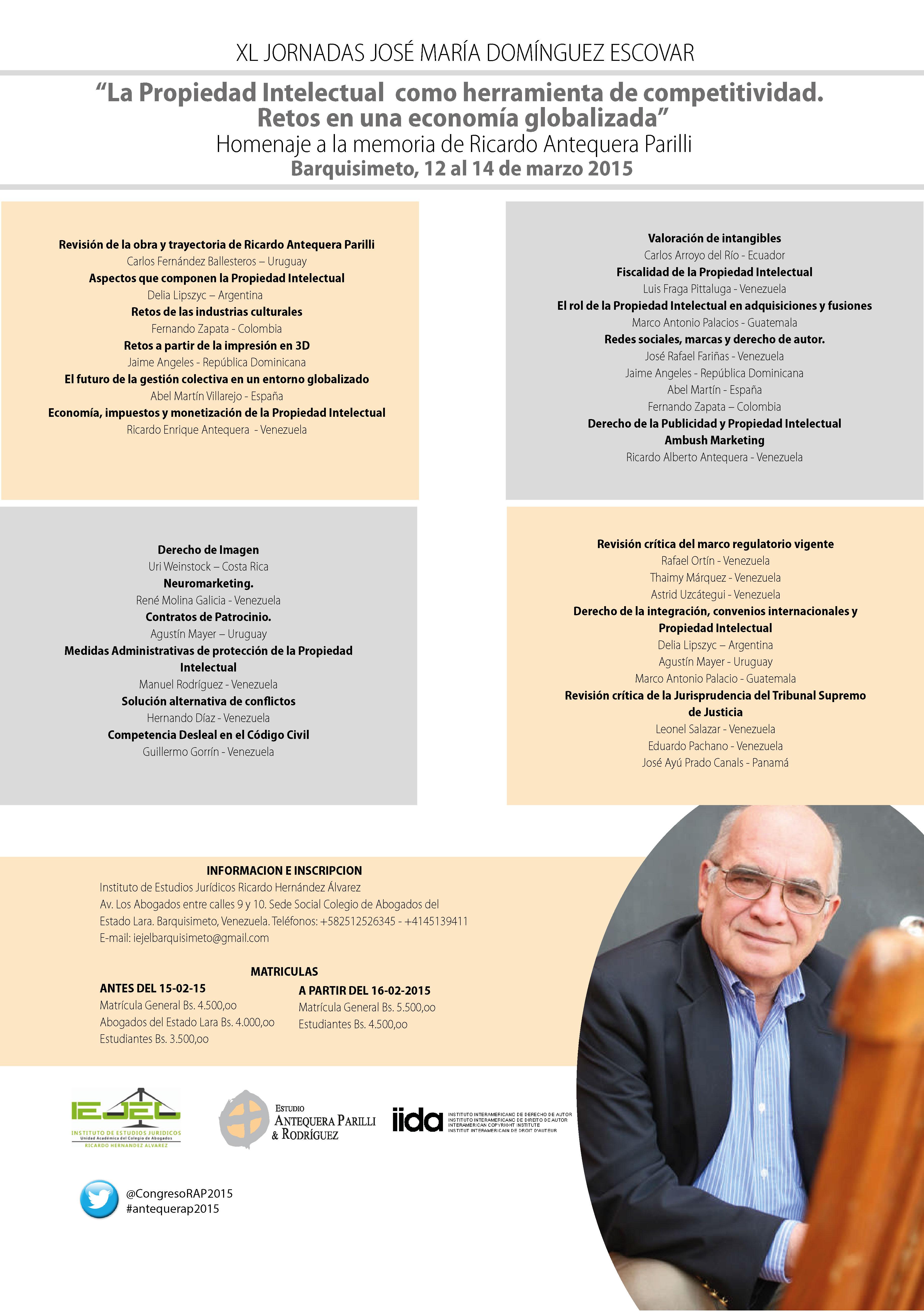 AficheJornadasRAP2015