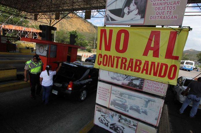 Contrabando Venezuela Colombia