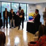 Palabras del Excelentísimo Embajador de Colombia en Venezuela Dr. Ricardo Lozano Forero