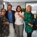 Co Fundadores PAEV con los representantes de Taurel