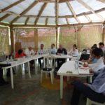 Mesa de trabajo entre Junta Directiva y Reconocidos académicos