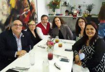 Almuerzo navideño para exportadores venzolanos