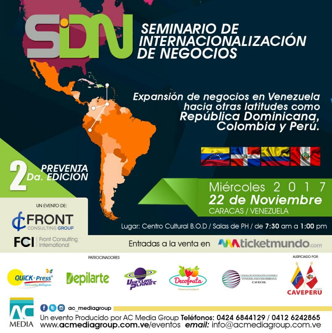 Internacionalización de negocios 22Nov2017