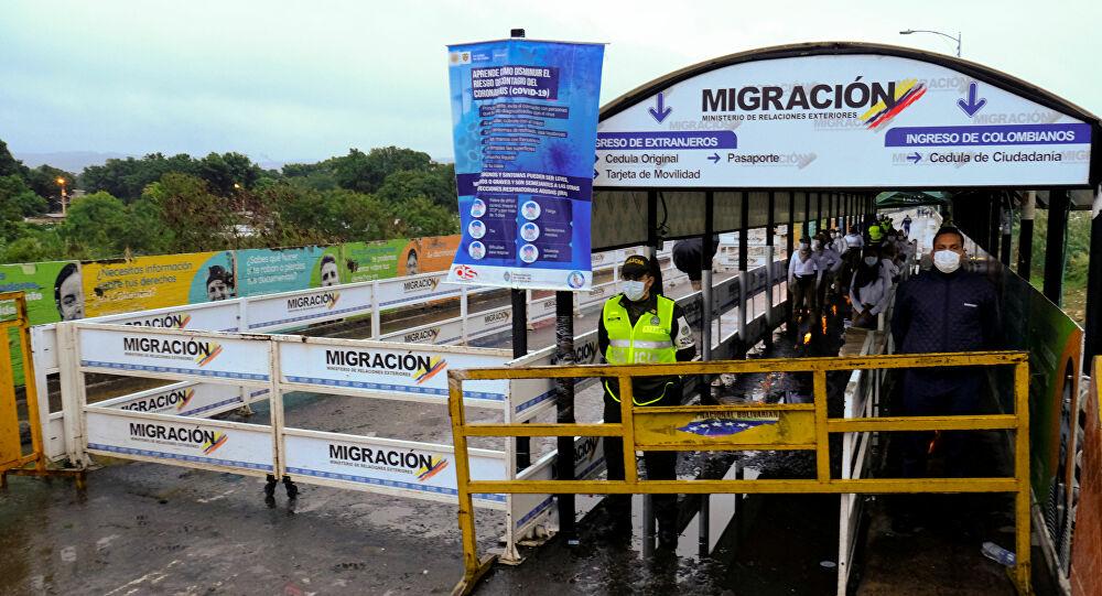 Colombia extiende el cierre de las fronteras terrestres y fluviales hasta  el mes de marzo del 2021 | Cámara de Integración Económica Venezolano  Colombiana - CAVECOL